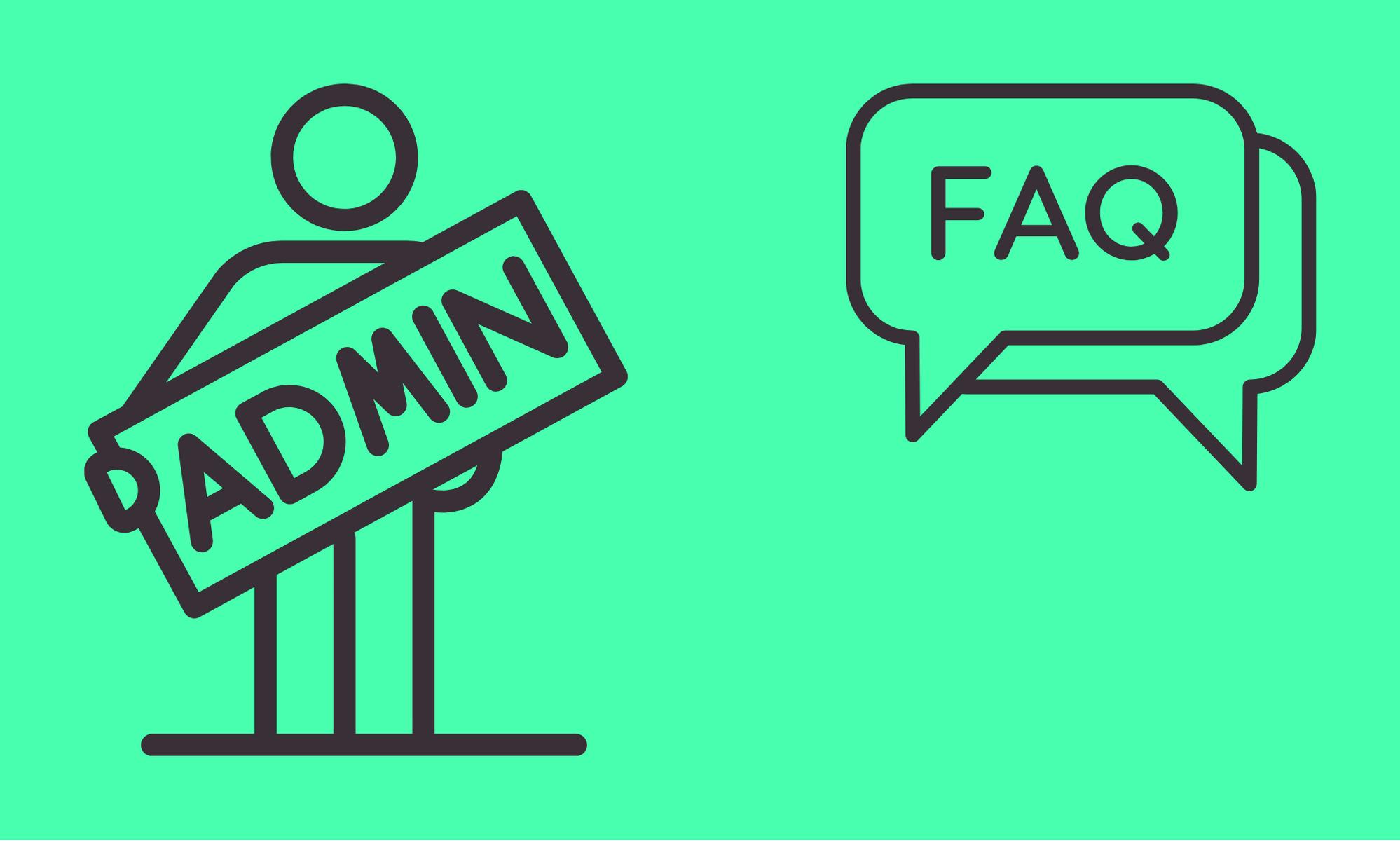 Was solltest Du über den Admin-Service wissen?