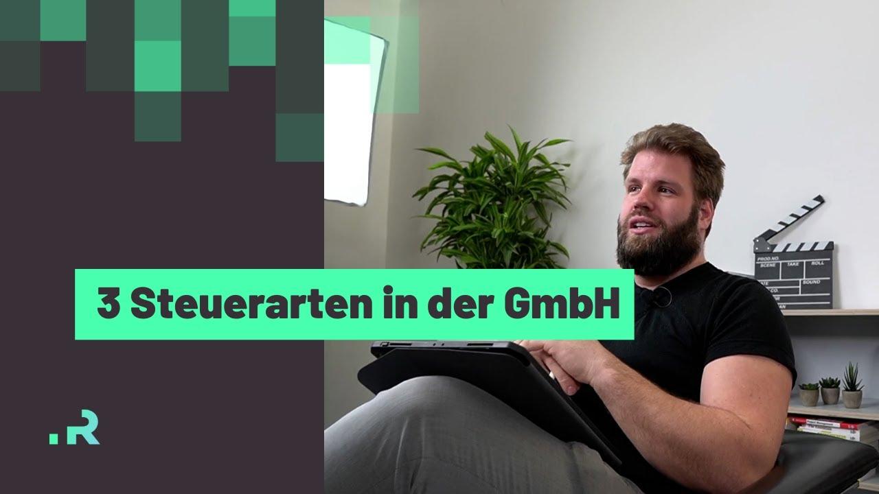 Welche Steuern zahlt eine GmbH?