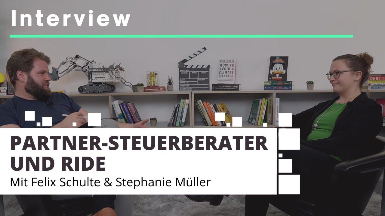 Partner Steuerberater & RIDE